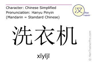 deutsche bersetzung von xiyiji x y j waschmaschine auf chinesisch. Black Bedroom Furniture Sets. Home Design Ideas